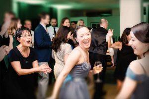 Hyatt Place State College wedding dancing