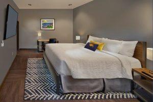 Scholar Morgantown ADA Suite Bedroom