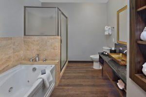 Scholar Morgantown Deluxe Bathroom