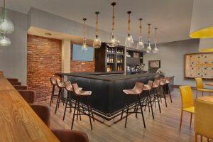 Scholar Morgantown Lobby Bar