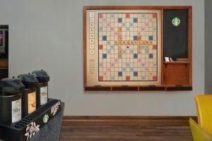 Scholar Morgantown Lobby Scrabble