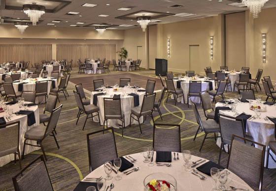 Fairmount ballroom