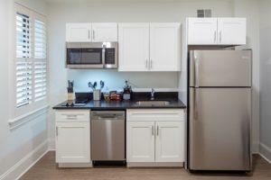Kitchen King Suite