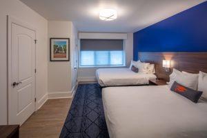 One Bedroom Two Queen bed Kitchen Suite