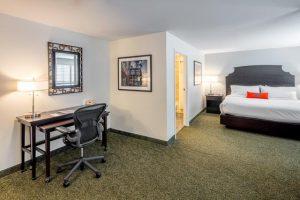 Road Warrior Suite Living Room Syracuse
