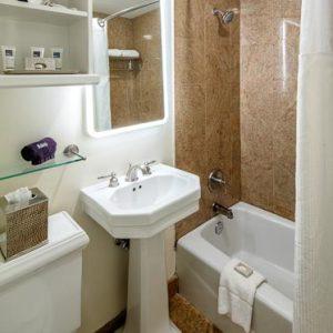 Standard Guest Bathroom Scholar Syracuse