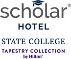 Scholar Hotel State College logo